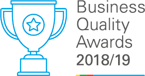 Legal & General Business Quality Awards 2017-18 - Winner