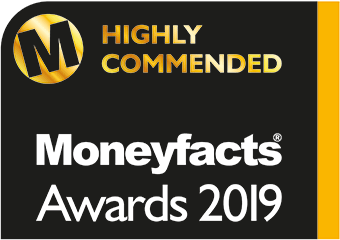 Moneyfacts Awards 2019 - Highly Commended - Mortgage Broker of the Year
