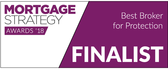Mortgage Stratergy Awards 2018 Finalist - Best Broker for Protection