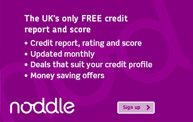 Noodle - The UK's only FREE credit and report score