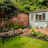 Adding life and design into your new build garden